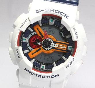 Casio G-SHOCK GA-110PS-7AJR Ayanami lei model☆