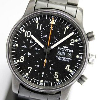 フォルティス 597.18.141 D date chronograph AT men