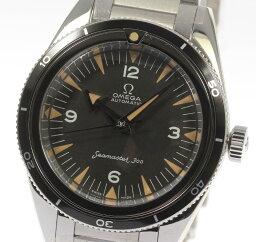 未使用的物品★箱子、保奥米伽海主人300 Co-Axial Master Chronometer 1957 Tribogy 234.10.39.20.01.001自動卷人