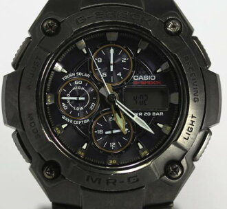 Casio G-Shock MR-G MRG-7100BJ-1AJF solar electric wave titanium◎