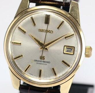SEIKO ground SEIKO 5722-9010 Cal.5722B second model antique