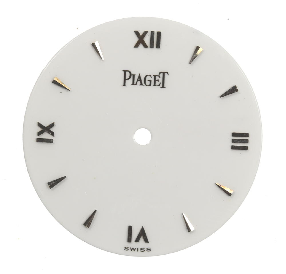 PIAGET レディース用 白文字盤★【中古】