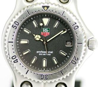 タグホイヤーセルシリーズ S99 .706 gray SS quartz men