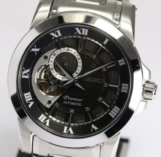 SEIKO pull Mie 4R39-00L0 self-winding watch men☆