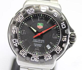태그호 이어 포뮬러 1 WAC1110-0쿼츠 맨즈 손목시계