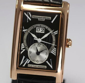 Frederick constant dual thyme FC-325 self-winding watch ☆