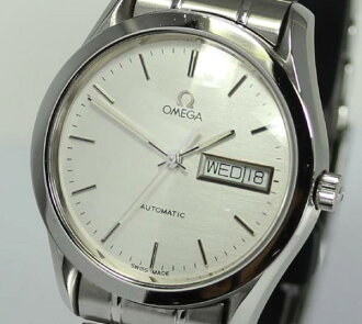 Omega MAISON FONDEE EN 1848 self-winding watch men☆
