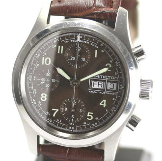 Khaki H714560 chronograph self-winding watch men★