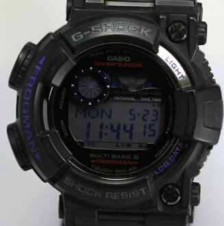 Casio G-Shock frogman GWF-1000BP solar electric wave men