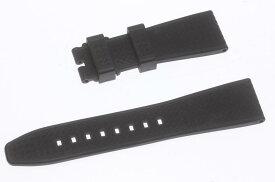 ★良品★【Bell&Ross 】ベル&ロス ラグ幅 22 mm 黒 腕時計用 ラバーベルト【event20】