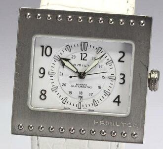 Hamilton khaki cord breaker H795150 self-winding watch men