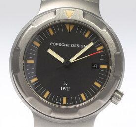 【PORSCHE DESIGN 】ポルシェ デザインby.IWC オーシャン 2000 自動巻き メンズ【中古】