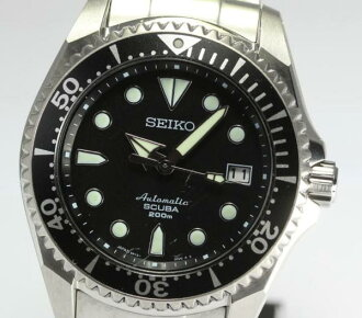 SEIKO Pross pecks SBDC007 6R15-01D0 titanium AT men☆