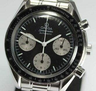奥米伽速度主人3510.52日本限定AT人手表