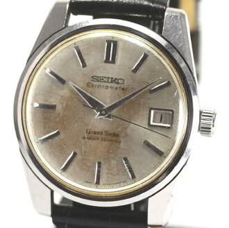 SEIKO ground SEIKO 5722-9990 second rolling by hand men antique