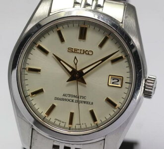 SEIKO diamond shock 6R15-00A0 self-winding watch men