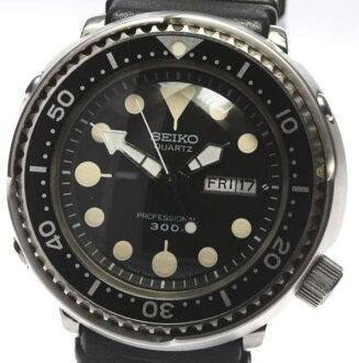 SEIKO 7549-7010 professional diver tuna perception quartz men