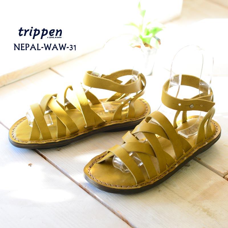 【送料無料】TRIPPEN(トリッペン)NEPAL-WAW-31OLI-SM