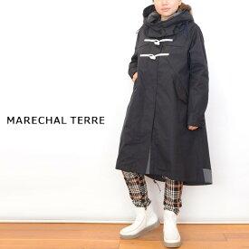【送料無料】MARECHAL TERRE (マルシャルテル)モッズコートZMT194CO001[コート フード レディース]