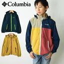 【ネコポス送料無料】 COLUMBIA コロンビア ウィルスアイルユースジャケット/マウンテンパーカー キッズ用 ジュニア用…