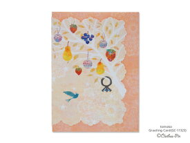 Tomoko Hayashi・トモコ グリーティングカード クローズピン メール便OK【190624ZG】