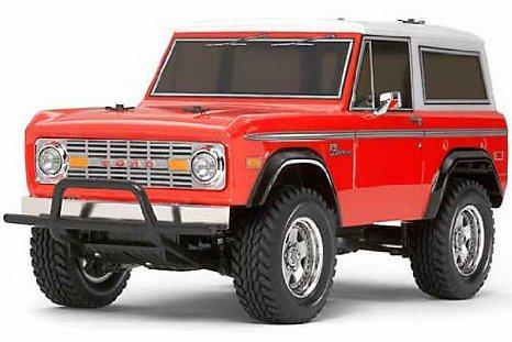 1/10 XBシリーズ No.118 XB フォード ブロンコ 1973 (CC-01シャーシ) プロポ付き完成品 57818 タミヤ