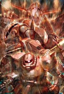 キャラクターシリーズ 1000ピース 機動戦士ガンダム 赤い彗星の衝撃 81-074