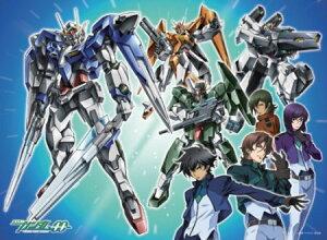 キャラクターシリーズ 500ピース 機動戦士ガンダムOO その再生を破壊する 65-208