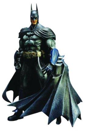 Batman Arkham Asylum プレイアーツ改 バットマン US限定Ver. : スクウェア・エニックス