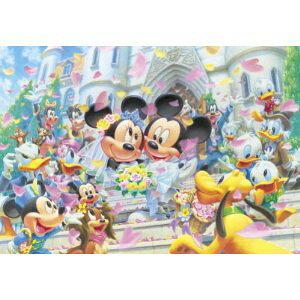 ディズニーシリーズ 2000ピース フラワーシャワードリーム