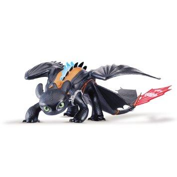ヒックとドラゴン2 メガサイズ 23インチフィギュア メガ トゥース / ナイトフューリー 【HOW TO TRAIN YOUR DRAGON 2】 2014 映画版 MEGA TOOTHLESS Spin Master