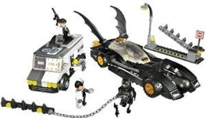 バットマン 7781 バットモービル ツーフェイスの逃亡