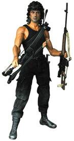 Movie Masterpiece - 1/6 Scale Fully Poseable Figure: Rambo III - John J Rambo ホットトイズ