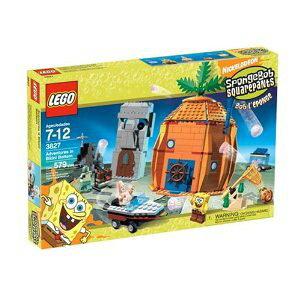 レゴ スポンジボブ LEGO 3827 Adventures in Bikini Bottom  並行輸入品