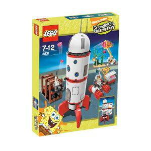 レゴ スポンジボブ ロケット・ライド 3831