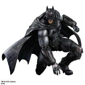 BATMAN:ARKHAM ORIGINS PLAY ARTS改 バットマン(PVC塗装済みアクションフィギュア) スクウェア・エニックス