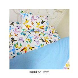 ポケモンセンターオリジナル ベッドカバー3点セット pokémon time EIEVUI COLLECTION
