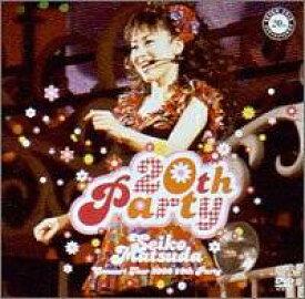 """SEIKO MATSUDA CONCERT TOUR 2000""""20th Party"""" [DVD] 松田聖子"""