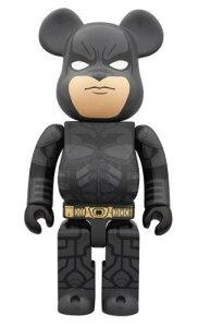 BE@RBRICK バットマン THE DARK KNIGHT RISES Ver. × ベアブリック 400% メディコム・トイ