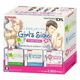 ときめきメモリアル Girl's Side トリプルパック (1st Love Plus & 2nd Season & 3rd Story) コナミデジタルエンタテインメントNintendo DS