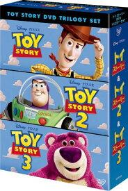 トイ・ストーリー DVD・トリロジー・セット (期間限定) ディズニー 新品