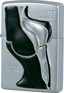 ZIPPO ルパン三世ジッポーライター 「スペシャル エディション 2007 FUJIKO Black Version」 バンプレスト 新品