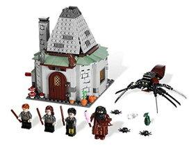 レゴ ハリー・ポッター ハグリッドの小屋 4738