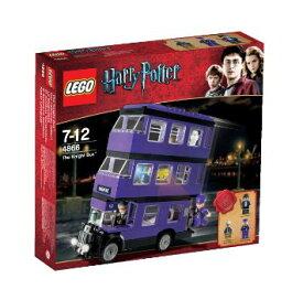 レゴ ハリー・ポッター 夜の騎士バス 4866