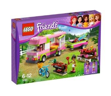 レゴ フレンズ サマーキャンプ 3184