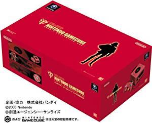 ニンテンドーゲームキューブ シャア専用BOX【メーカー生産終了】 任天堂 (新古品)