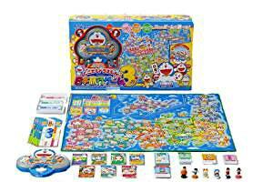 どこでもドラえもん 日本旅行ゲーム 3 エポック社 新品