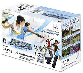PlayStation Move スポーツチャンピオン バリューパック ソニー・コンピュータエンタテインメント PlayStation 3 新品