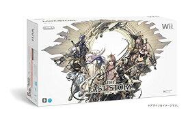 Wii本体 ラストストーリー スペシャルパック (Wii本体、クラシックコントローラーPRO、Wiiソフト「ラストストーリー」同梱) 【メーカー生産終了】 任天堂 新品