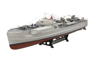 1/35 魚雷艇 No.5603 ドイツ海軍魚雷艇S100シュネルボート